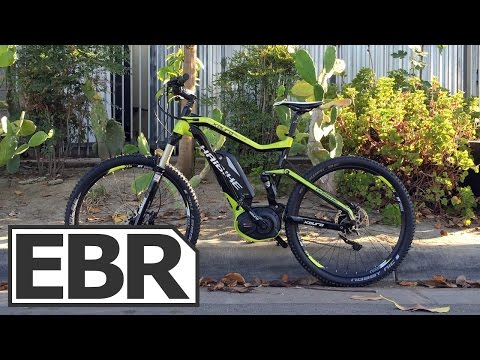 Haibike XDURO Fullseven RX Video Review
