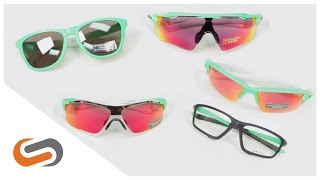 Oakley Green Fade Collection Frogskins