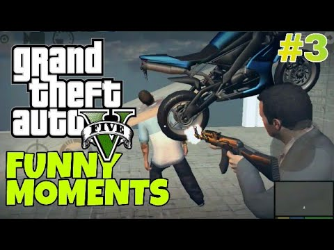 Gta 5 Unity || Funny Moments #3 ||