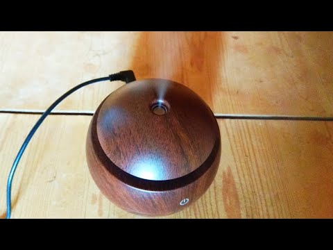 Ультразвуковой увлажнитель воздуха DEVISIB / DEVISIB Ultrasonic Humidifier