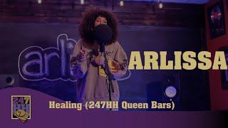Musik-Video-Miniaturansicht zu Healing Songtext von Arlissa