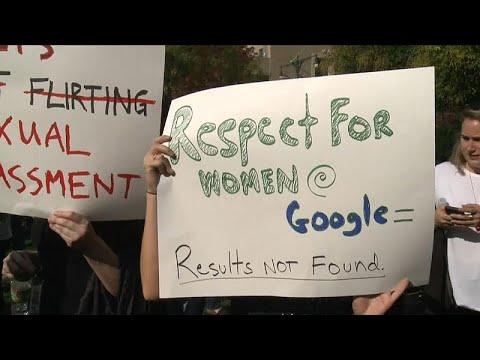 Χιλιάδες «googlers» βγήκαν στους δρόμους