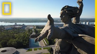 The Story Behind Europe's Tallest Statue: The Motherland Calls | National Geographic thumbnail