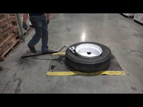 Gaither 12100 speciální nákladní demontážní páka Platinum, pro disky 22,5'' a 24,5''