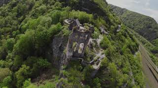 FPV | Ruine Grevenburg | 4k