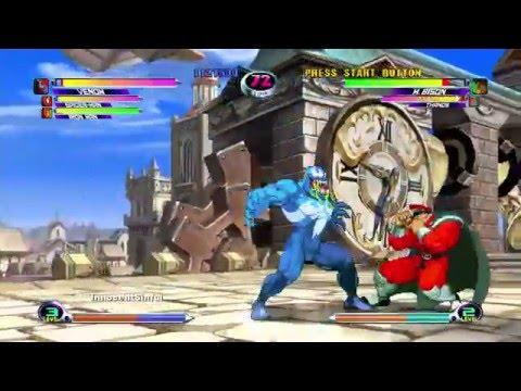 Ultimate Marvel vs Capcom 3 - Heroes and Heralds Mode DLC