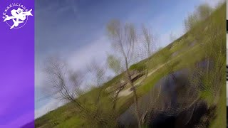 Attack the Pond Mix - FPV Freestyle Acro Drone Clips - Finding Gaps - A Couple of Close Calls - 6s