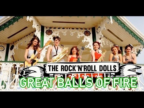 The Rock 'n' Roll Dolls Video