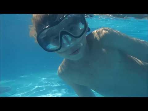 La piscine de l'Oasis