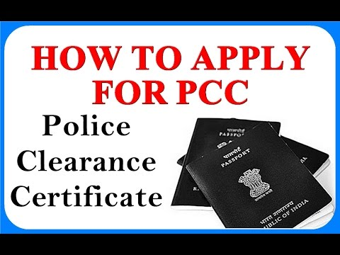 How to download POLICE CLEARANCE CERTIFICATE - смотреть