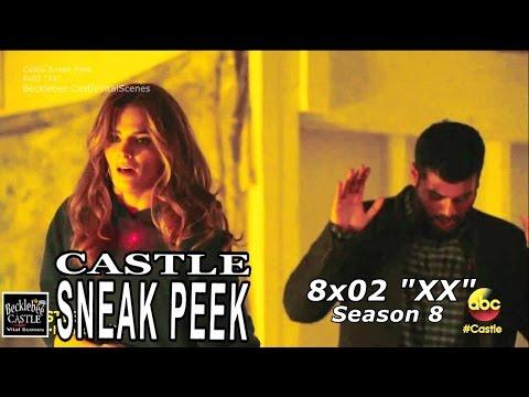 Castle 8.02 (Clip 'Beckett & Rita')