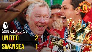 Manchester United 2-1 Swansea (12/13) | Premier League Classics | Manchester United