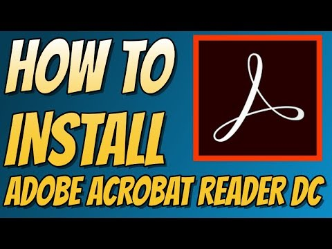 install acrobat reader dc