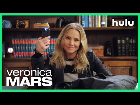 Veronica Mars returns July 26th on Hulu