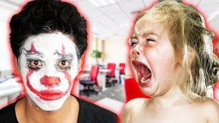 "SCARY CLOWN ""IT"" Prank!!!"