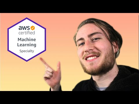 How to score 900+ on AWS Machine Learning Specialty