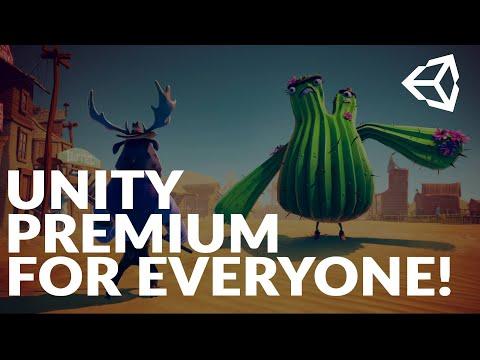 UNITY PREMIUM COURSES NOW FREE FOREVER!