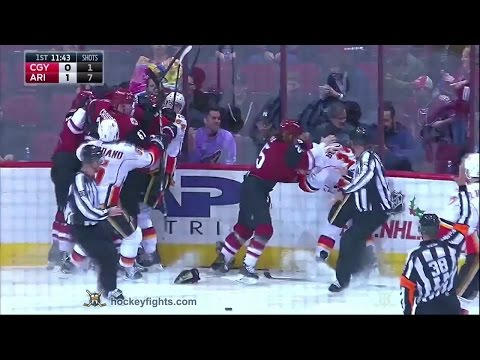 Lance Bouma vs Ryan White