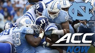 North Carolina Tar Heels' Defense Turned Around by Gene Chizik | ACC Now