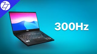 MSI GS66 Stealth (2020) - A 300Hz Portable Gaming Laptop!