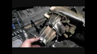 NP 231 J Jeep Wrangler Transfer case Rebuild step by step