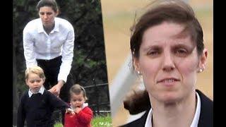 Что мы знаем о няне детей Кейт Миддлтон и принца Уильяма