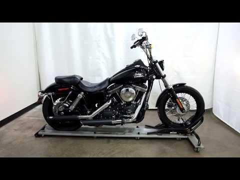 2016 Harley-Davidson Street Bob® in Eden Prairie, Minnesota - Video 1