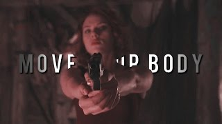 Natasha Romanoff | Move your body.