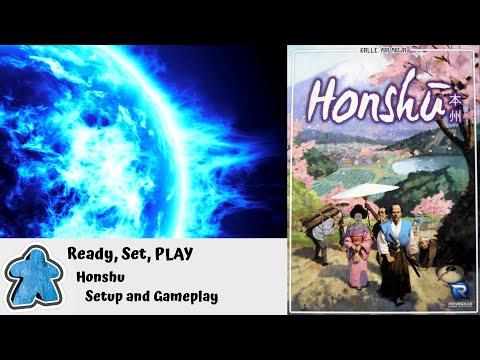 Ready, Set, PLAY - Honshu Setup and Gameplay