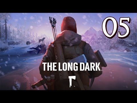 The Long Dark - Let's Play Part 5: Emergency Cache