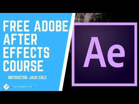 Complete Free After Effects Basics Course - Beginner To Intermediate Tutorial