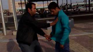 preview picture of video 'دمنهور للصم و اسلام و محمود خايف هههه تمام %100'
