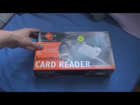 Datawise Smartmedia Card Reader Unboxing