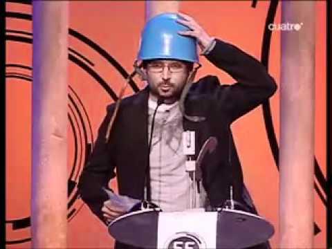 Jordi Évole en los premios Ondas
