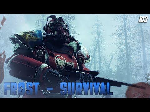 Fallout 4 - FROST - Part 103 - Building Friends