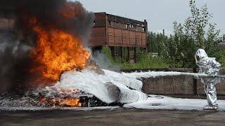 The Hidden Dangers in Firefighting Foam