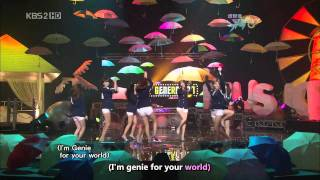 [Fanchant Guide] (Tell Me Your Wish) Genie