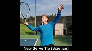 Coach Grant Vanderhayden's New Serve Tip