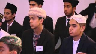 2015- Holland Waqf-e-Nau Class