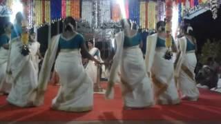 Vignaraja namaste by sreedurga tiruvatira sangam keezhadoor