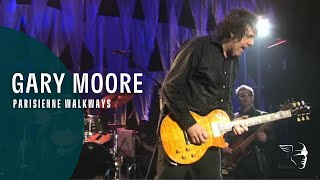 Gary Moore Thin Lizzy Parisenne Walkways