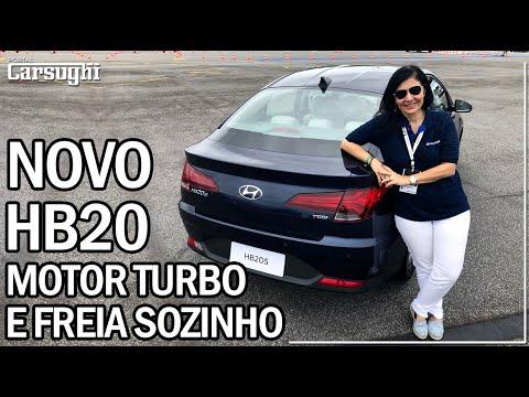 HB20 nova geração-motor 1.0 turbo e muita segurança| CLAUDIA CARSUGHI