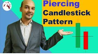 Piercing Bullish Candlestick Pattern in Hindi