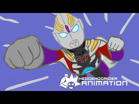 Ultraman Orb - Fanmade Animated Transformation - HedgehogRider