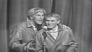 """Adam Faith & Bruce Forsyth - Poor Me """"Live"""" 1960"""