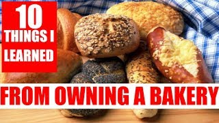 How To Start A Bakery Top 10 Things To Know