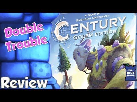 Century: Golem Edition Review - Double Trouble