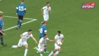 Мемориал Валентина Гранаткина: Таджикистан (U18) - Эстония (U18) 1-1