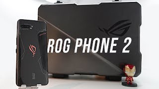 ROG Phone 2 — Best $500 Overall Powerhouse Right Now