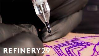 I Got A Tattoo To Highlight My Scars | Macro Beauty | Refinery29
